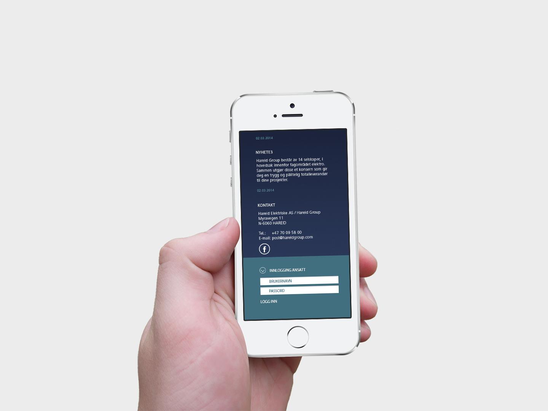 iPhone 5s Hand Mockup_2