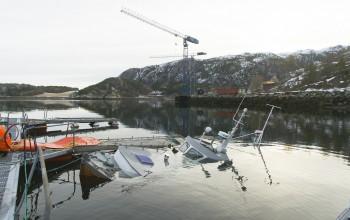 Heving av båt